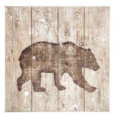 Wooden wall Lobby - Details about Rustic Bear Pallet Wood Wall Decor Art Sign Nature Lodge Log Cabin Animal. Wooden Pallet Projects, Wood Pallet Signs, Wood Pallets, Pallet Ideas, Pallet Walls, Wood Ideas, Wood Signs, Decor Ideas, Pallet Furniture