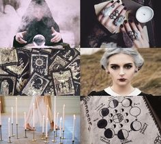 modern witch aesthetic   Tumblr