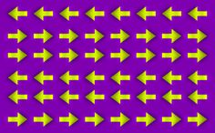 Optical Illusions That Moving | Moving Arrows Optical Illusion