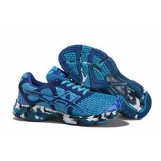 in stock 52a0c 91066 2013 New Asics Gel Noosa Tri 7 Mens Turquoise Royal Blue White Basketball  Shoes Shop
