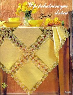 This Pin was discovered by S. Crochet Cowel, Crochet Hood, Filet Crochet, Crochet Borders, Crochet Motif, Crochet Designs, Crochet Lace, Crochet Cushion Cover, Crochet Cushions