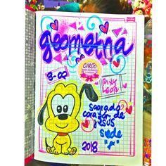 School Notebooks, Card Drawing, Cute Notes, Arte Horror, Custom Notebooks, Decorate Notebook, Diy And Crafts, Doodles, Kawaii