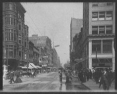 Fifth Street, 1910 - Cincinnati