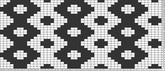 Tricksy Knitter Charts: untitled chart by MalinSofia