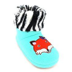 f66d1471257 Kensie Girl Girls Boot Slippers (11 12 M US Little Kid