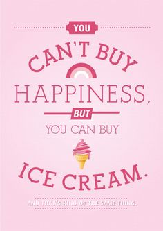 Ice Cream Design on Pinterest | Ice, Typography and Ice ...