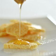 Frichetti croccanti con il miele