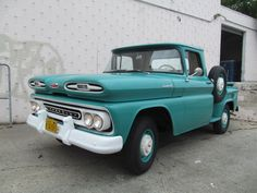 Chevy Stepside, C10 Chevy Truck, Gm Trucks, Vehicles, Pickup Trucks, Rolling Stock, Vehicle, Tools