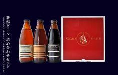 新潟ビール ヨーロピアンセット (3本ギフト箱入り)
