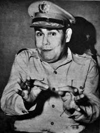 Coronel del ejército batistiano Pilar García.