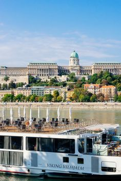Budapest travel tip: Stunning architecture is all around – keep an eye out for iconic sites such as Buda Castle, Parliament building, Chain Bridge and Matthias Church.