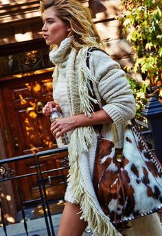 Hana Jirickova by Matthew Kristall for Vogue Paris November 2015 5