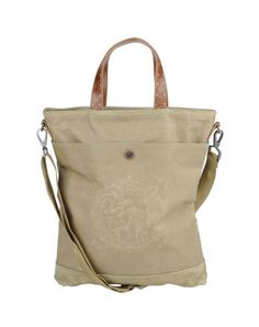 Dıesel Women - Handbags - Large fabric bag Dıesel on YOOX