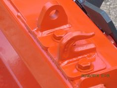 Ken's Bolt on Grab Hooks <<Kubota Hooks>> Kubota Compact Tractor, Compact Tractors, Tractor Accessories, Other Accessories, Kubota Tractors, Tractor Attachments, Farm Tools, Outdoor Projects, Buckets
