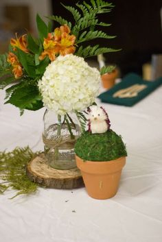 Woodland Baby Shower Party Ideas | Photo 8 of 29 | Catch My Party