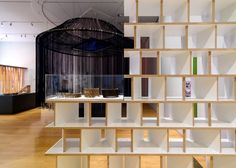 Rainbow-coloured installation by Kéré Architecture, Philadelphia – Pennsylvania » Retail Design Blog