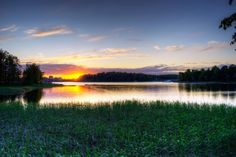 HDR in Helsinki: Summer Has Come  Lauttasaari