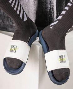 Men Slides, Nike Slides, Pool Slides, Slide Sandals, Socks, Sneakers, Fashion, Nike Slippers, Sandals