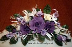 Sugar Flowers by Helen The Cake Lady