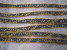 woool tablet woven by EarthTribes