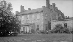 James R. Clark House (Tavern), Caledonia New York