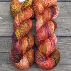 Caramel Apples - Northumbria Fingering - Babette