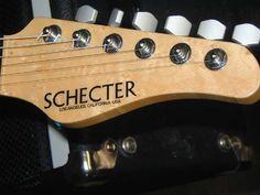 1996 Schecter Custom Shop Traditional