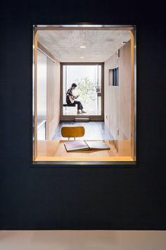 Scape House by FORM/Kouichi Kimura Architects