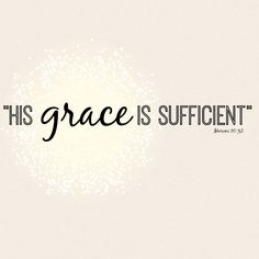 """...and if ye shall deny yourselves of all ungodliness, and love God with all your might, mind and strength, then is his grace sufficient for you, that by his grace ye may be perfect in Christ."" –Moroni 10:32 #amazedbygrace"