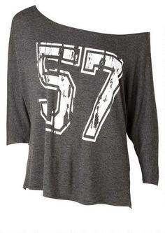 57 Tee - View All Tops - Tops - Clothing - Alloy Apparel