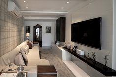 Dicas de salas inspiradoras: Salas modernas