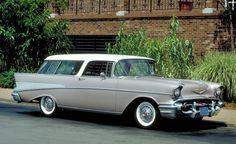 Souvenirs souvenirs (18) Chevrolet Nomad 1957   Souvenirs, souvenirs : 41. les belles Américaines   Albums photo   le blog auto