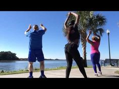 "Beginner ZUMBA ""Marvin Gaye Let's Get It On"" - YouTube"
