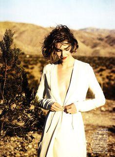 Arizona Muse in Vogue