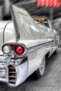 1958 #Cadillac #Convertible, because we really love #Fins. #Classic #American #Design #Luxury #Beauty #Style #Cars #Cool