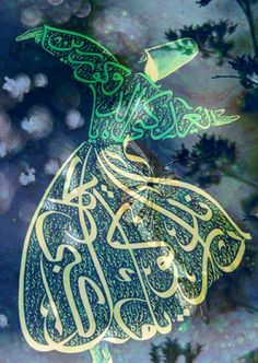 I tasted your sweetness and everything stopped ~ Bewildered, I fled to the house of my heart and there, you caught me ~❤️~ Rumi Persian Calligraphy, Islamic Art Calligraphy, Caligraphy, Art Beauté, Jalaluddin Rumi, Whirling Dervish, Sufi Poetry, Rumi Quotes, Turkish Art