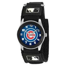 Chicago Cubs MLB Kids Rookie Series watch (Black)