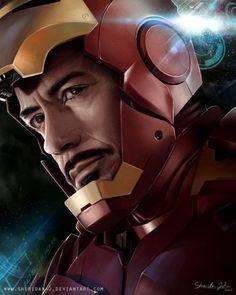 Tony Stark :)