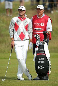 Adam Scott (golfer) - 141st Open Championship - Round Three 07/21/12