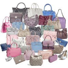 Theoretically, you could own just one bag in the summer neutrals, soft gray Summer Color Palettes, Soft Summer Color Palette, Colour Pallette, Summer Colors, Zooey Deschanel, Seasonal Color Analysis, Color Me Beautiful, One Bag, Summer Bags