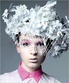 avant garde Photography | avant-garde fashion photography