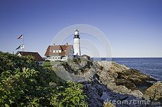 Portland Head Light - Download From Over 41 Million High Quality Stock Photos, Images, Vectors. Sign up for FREE today. Image: 30205393
