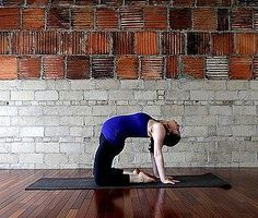 Hip and Back Yoga Stretches For Pregnancy - I did these last night and really got my hips and back to open up, alleviating some of the pain and spasms I've been having in my lower back.