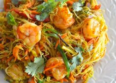 SINGAPORE NOODLES (Singapore Mei Fun), can't believe how good it is - The Woks of Life