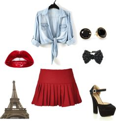 """""""See you in sexy Paris"""" by helena-anastasia on Polyvore"""