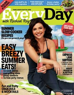 Every Day with Rachael Ray: 1-yr for $4.50! {thru 7/24}