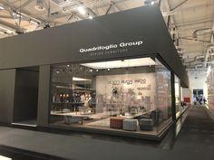 Vážení a drazí milovníci designu, zdravíme Vás z Německa, kde se momentálně nacházíme :-) Jsme hrdí a pyšníme se zastoupením Quadrifoglio Sistemi d'Arredo S.p.A. pro Českou i Slovenskou republiku!   Quadrifoglio je věhlasnou mezinárodní společností a tak může chybět na velmi prestižním veletrhu ORGATEC, který se konná od 23. do 27. října 2018 v Kolíně nad Rýnem.  Pokud se na tuto velice významnou výstavu, kde vystavují jedničky na trhu interiérové vybavení, nábytek a osvětlení chystáte…