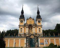 Święta Lipka basilica-we were here in 2004