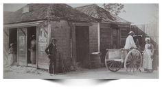 Historic photo of Barbados