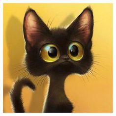 $4.61 - 3535 Cm Diy Cute Cat Resin Diamond Cross Stitch Embroidery Painting Kit Craft #ebay #Home & Garden